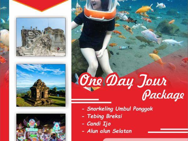 Paket Wisata Jogja 1 Hari Paket 9