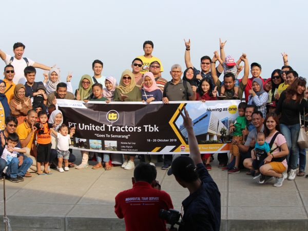 Family Gathering PT. United Tractors with CV.Indorental
